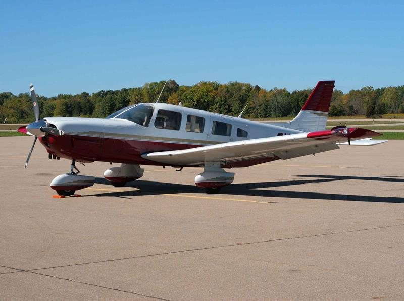 Piper Saratoga PA32R 301 Turbo